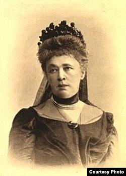 Берта фон Зутнер, ангел мира