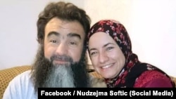 Abu Hamza i njegova kćerka Nudžejma Softić