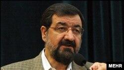 محسن رضایی؛ دبیر مجمع تشخیص مصلحت نظام