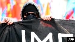 Demonstrație împotriva FMI la Istanbul