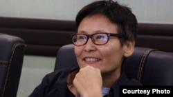 Гульзада Сержан, одна из основательниц инициативной группы Feminita.