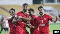 سرخپوشان با پیروزی ۳-۱ در در مقابل الریان قطر شش امتیازی شدند.