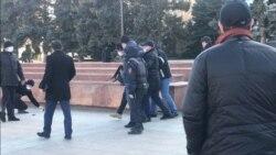 Протесты в поддержку Навального: в Махачкале задержали 40 человек