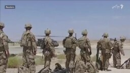 امریکا از احتمال آموزش نظامیان افغان در کشور سوم سخن گفت