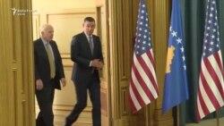 SHBA vazhdon përkrahjen ndaj Kosovës