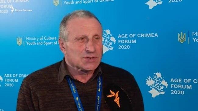 Николай Семена на форуме Age of Crimea: о журналистике в Крыму, аннексии и преследованиях (видео)