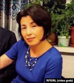 Gulmairam Taktasheva