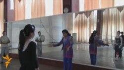 Рақси тоҷикӣ (Версияи русӣ)