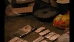 В Бишкеке задержаны члены наркогруппы с 21 кг гашиша