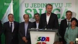 Izetbegović: Osvojili smo najveći broj načelničkih pozicija
