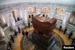 Komemoracija povodom dvestote godišnjice smrti Napoleona Bonaparte, 5. maja 2021.