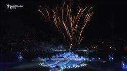 Olimpijski plamen ponovo zapaljen u Sarajevu