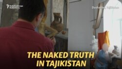 The Naked Truth: Tajik Art Students, Models Cope With Taboo