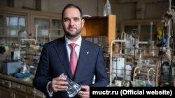 Олександр Мажуга, ректор Російського хіміко-технологічного університету імені Менделєєва