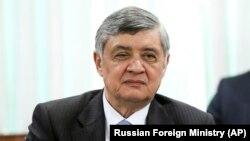 Россия президентининг Афғонистон бўйича махсус вакили Замир Кабулов