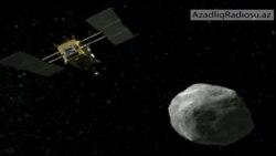 7.Kosmos-2014 Hayabusa-2 zondu 1999GX3 asteroidinə doğru