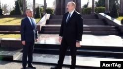 A.Məmmədov və İ.Əliyev