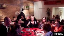 """Свобода в Клубе """"ArteFAQ"""", 29.10.2009"""
