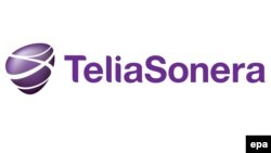 TeliaSonera компаниясының логотипі (Көрнекі сурет)