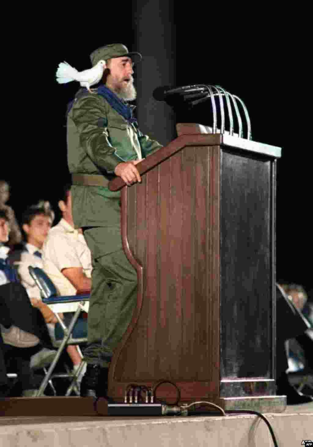 سخنرانی در مراسم سیامین سالگرد انقلاب کمونیستی کوبا