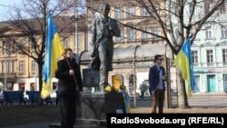 Вшанування пам'яті Тараса Шевченка у Празі