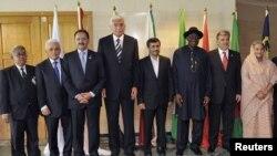 Samiti i mëhershëm i Tetë vendeve në Zhvillim, foto nga arkivi