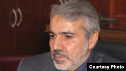 محمدباقر نوبخت، معاون ریاست جمهوری ایران.
