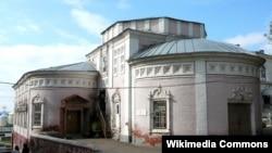 Николо-Гостинодворская церковь (2015 год)