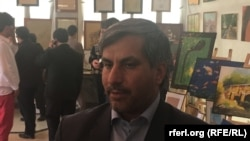 عبدالرزاق احمدی رئیس معارف هرات