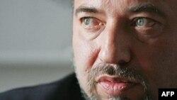 İsrailin xarici işlər naziri Avigdor Liberman