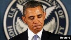 Presidenti amerikan, Barack Obama.