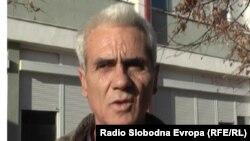 """Тошко Причов, претседател на Клубот на лекувани алкохоличари """"Методија Николоски-Мец"""" во Прилеп."""