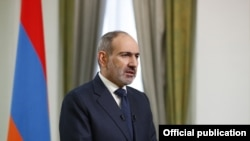 Armenian Prime Minster Nikol Pashinian