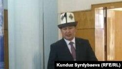 Элчибек Жантаев, өкмөттүн Ысык-Көл облусундагы өкүлү.