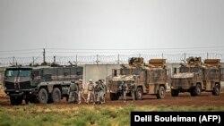 Заедничка руско-турска воена патрола во Сирија