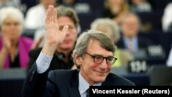 Talijanski socijaldemokrata David Sassoli bit će novi predsjednik Evropskog parlamenta