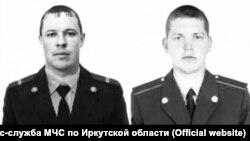 Евгений Зубаков и Александр Мартынов