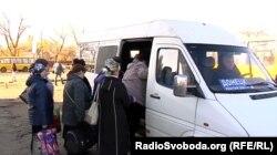 Рейсова маршрутка до Донецька