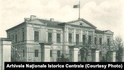 Comandamentul Corpului IV Armată, Iași, începutul secolului XX