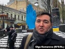 Сергій Волков, голова ГО «Друге життя»