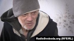 Володимир Никифорович, найстарший мешканець хоспісу