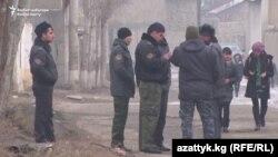 Рустои Кӯктоши вилояти Ботканди Қирғизистон