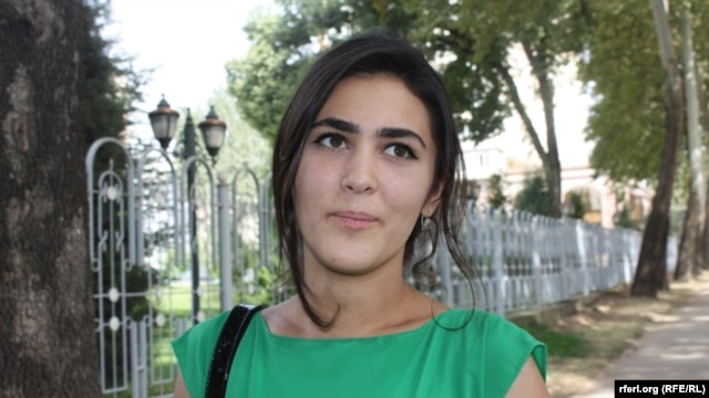 "Manizha, a Tajik medical student, says: ""China gives us money, but then brings Chinese workers to Tajikistan. Chinese people are taking jobs in Tajikistan, as Tajiks are forced to seek jobs in Russia."""