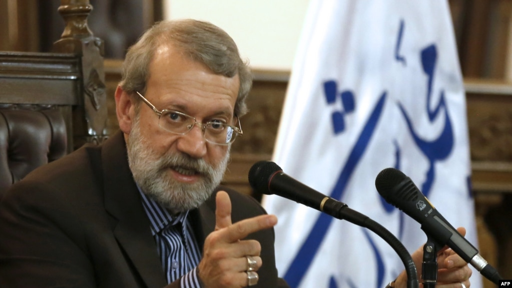 Lawmakers Say Iran's Larijani Rejects Call To Bar Religious Minorities From Elections