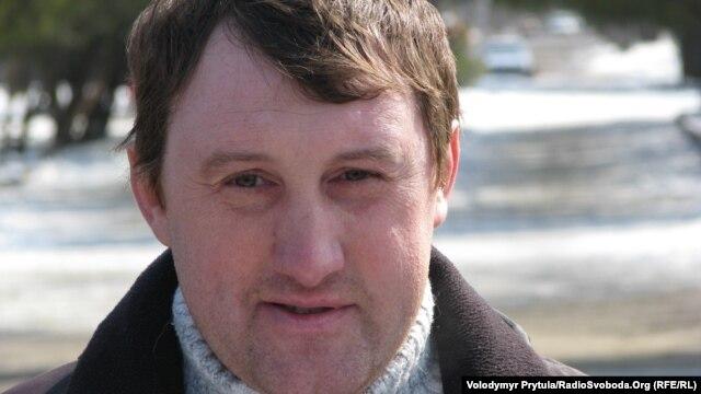 Andriy Shchekun has gone missing.