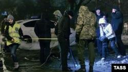 Украина, Харьков. 19-январь, 2014-жыл.
