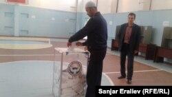 15 октября в КР прошил выборы президента страны.