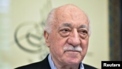 U.S.based cleric Fethullah Gulen at his home in Saylorsburg, Pennsylvania, on July 29.