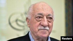 Ankara has accused U.S.-based cleric Fethullah Gulen of masterminding a failed coup earlier this year.
