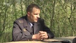 Міліцыянты Крычава ў чаканьні звальненьняў і «суду афіцэрскага гонару»